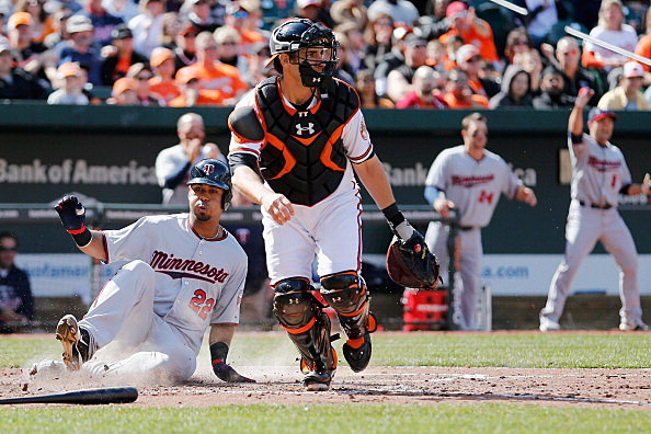 Wilkin Ramirez, Minnesota Twins v Baltimore Orioles 04-07-2013