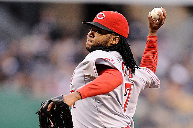 Johnny Cueto, Cincinnati Reds