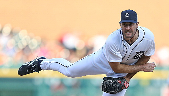 Justin Verlander, Detroit Tigers vs Minnesota Twins 04-30-2013