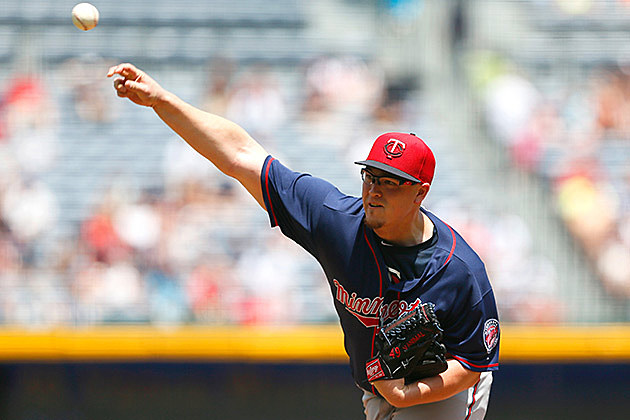Vance Worley, Minnesota Twins