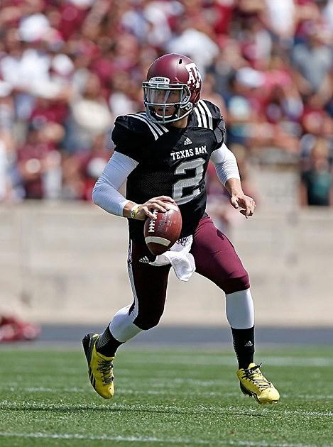 Johnny Manziel, Texas A&M