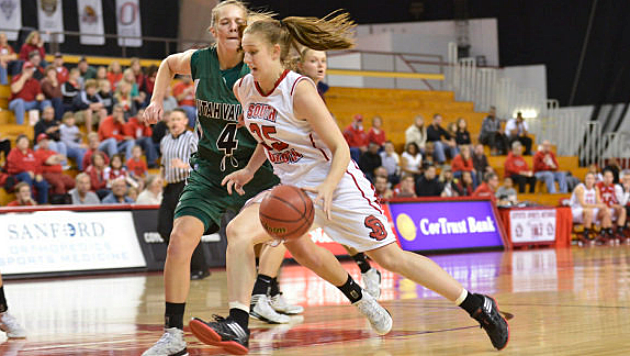 Nicole Seekamp - University of South Dakota Coyotes