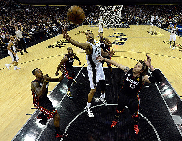 San Antonio Spurs, Miami Heat
