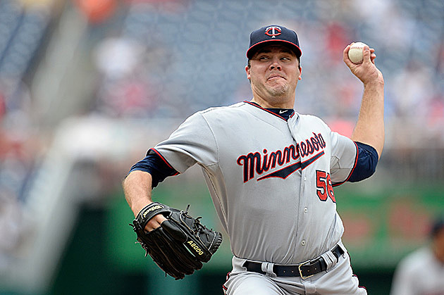 FILE: Caleb Thielbar, Minnesota Twins