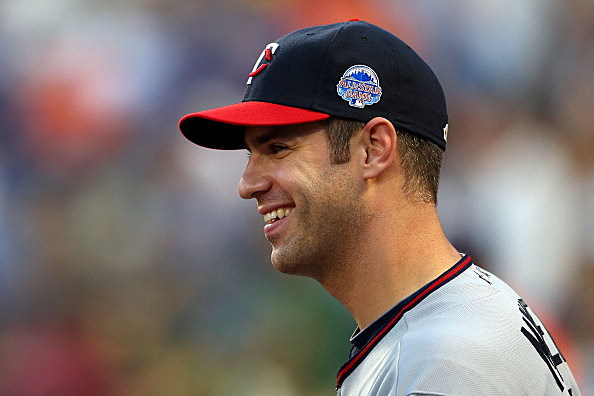Joe Mauer, Minnesota Twins, 2013 MLB All-Star Game