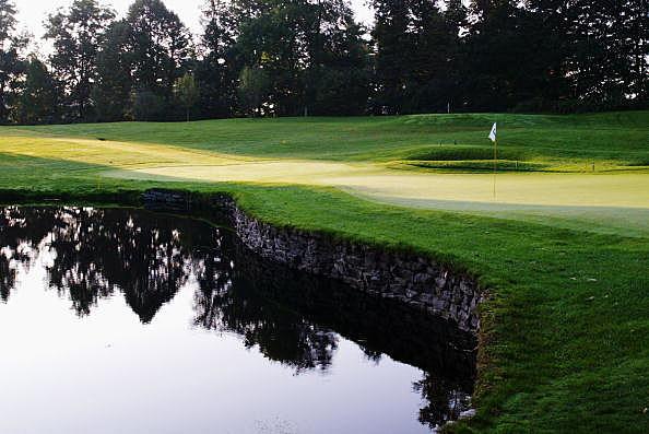 Oak Hill - 15th Hole