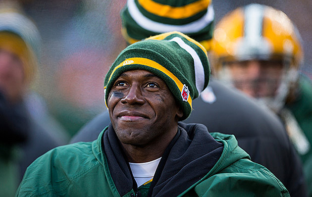FILE: Donald Driver, Green Bay Packers