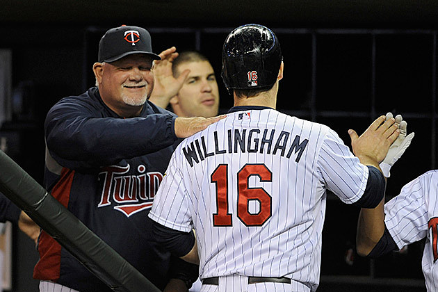 Josh Willingham, Minnesota Twins
