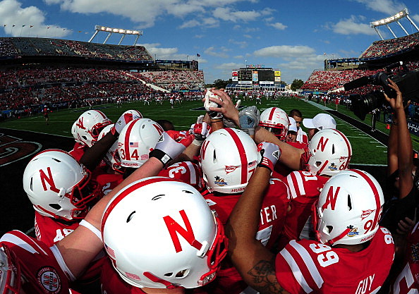 Nebraska Huddle