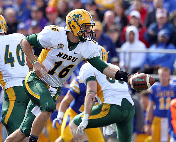 North Dakota State at South Dakota State