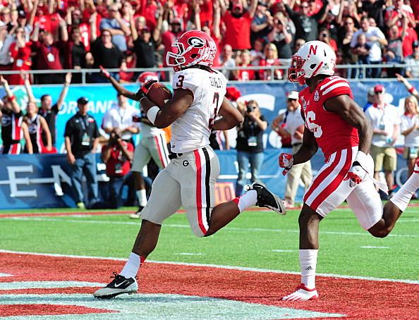 Capital One Bowl - Georgia v Nebraska
