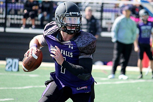 Matt Young, University of Sioux Falls vs Minnesota-Crookston