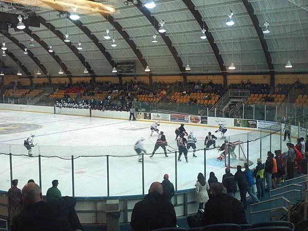 Sioux Falls Stampede, USHL Atlantic Challenge, 09-07-2013