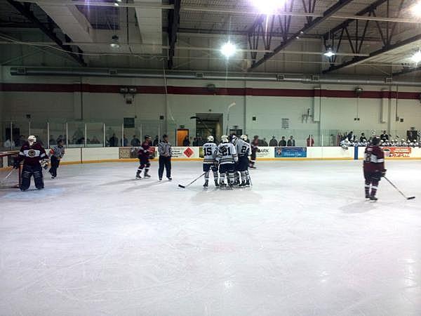 Sioux Falls Stampede vs Muskegon Lumberjacks, USHL Atlantic Challenge, 09-08-2013