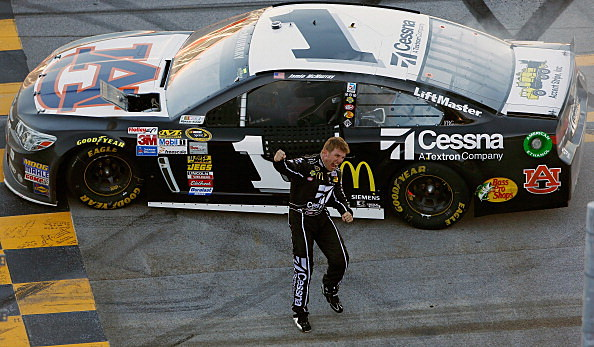 Jamie McMurray, NASCAR, Chase for the Sprint Cup, Camping World RV Sales 500, Talladega