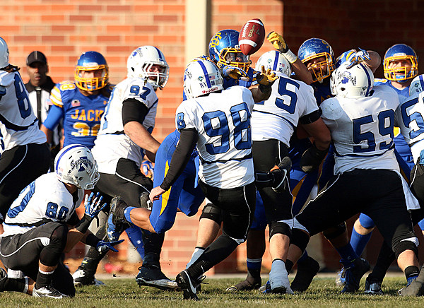 Indiana State University at South Dakota State University Football