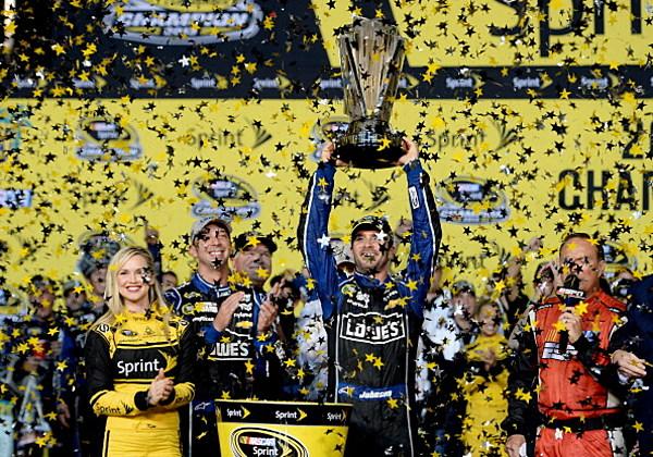 Richard Petty Motorsports >> Johnson Wins 6th NASCAR Championship
