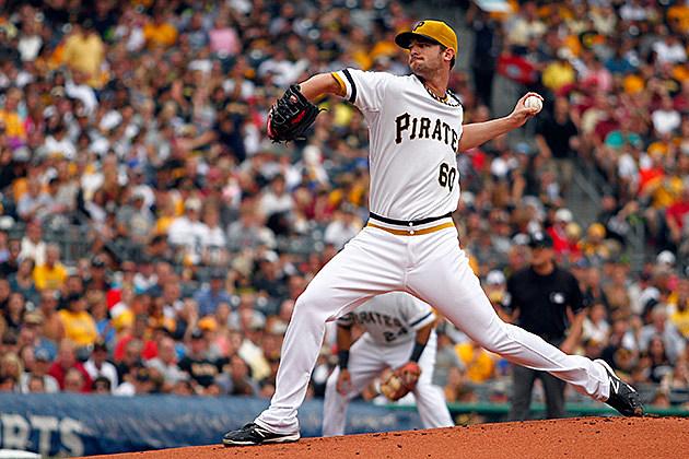 Kris Johnson, Pittsburgh Pirates