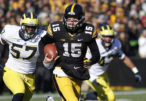 Michigan v Iowa