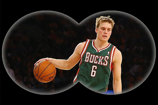 Nate Wolters Watch
