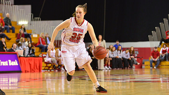 Nicole Seekamp, University of South Dakota Coyotes