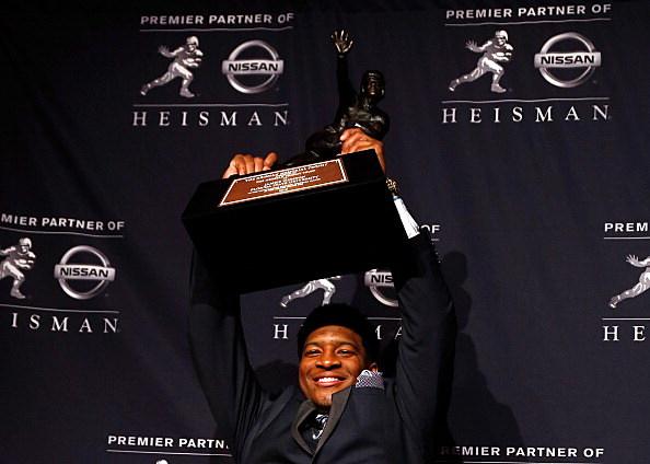 Jameis Winston, Florida State Seminoles, 2013 Heisman Trophy