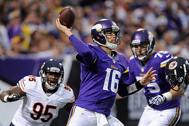 Matt Cassel, Minnesota Vikings