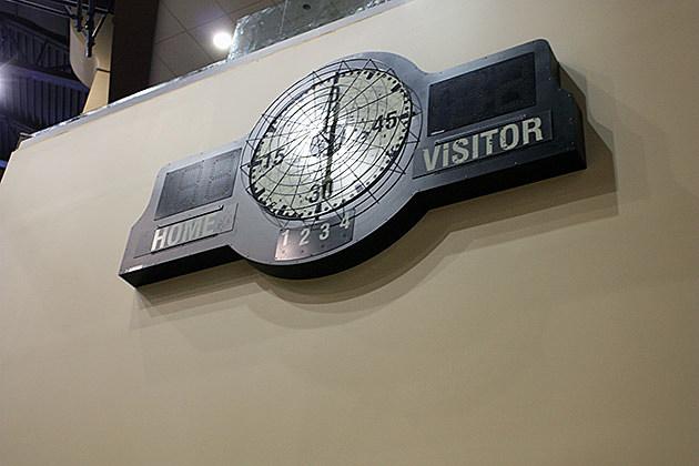 Sanford Pentagon Scoreboard