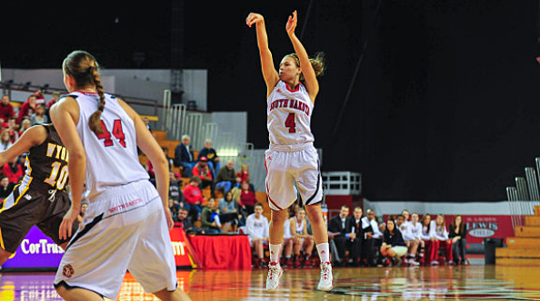 Tia Hemiller, University of South Dakota Coyotes