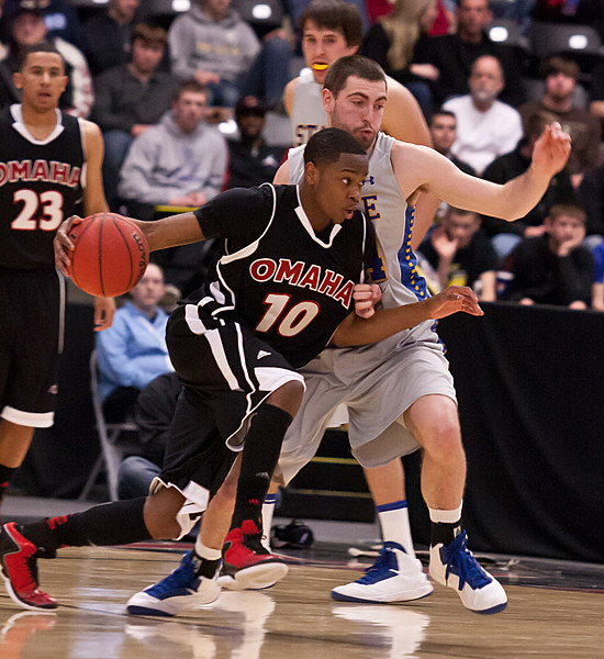 University of Nebraska Omaha basketball