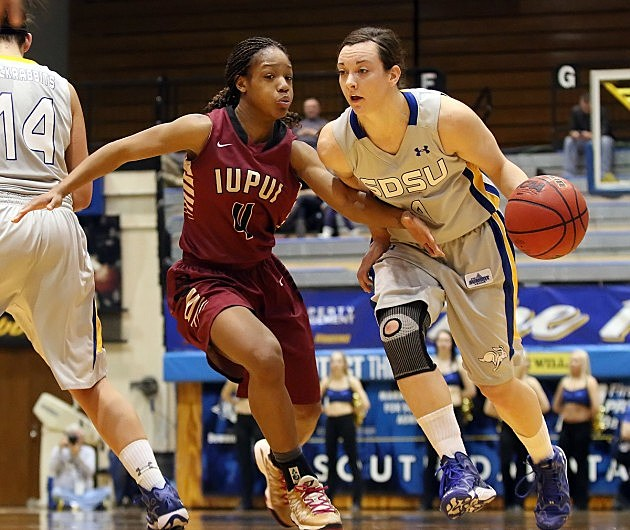 IUPUI at South Dakota State University Women's Basketball