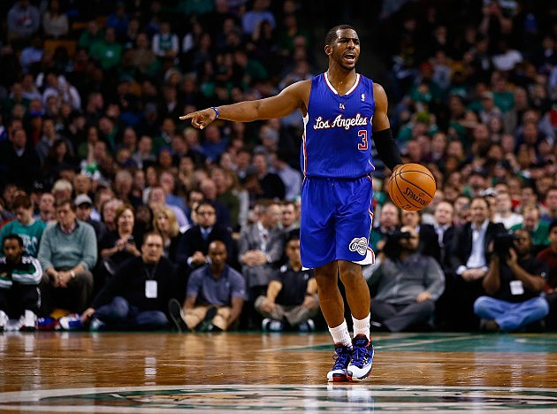 los angeles clippers chris paul out up to six weeks