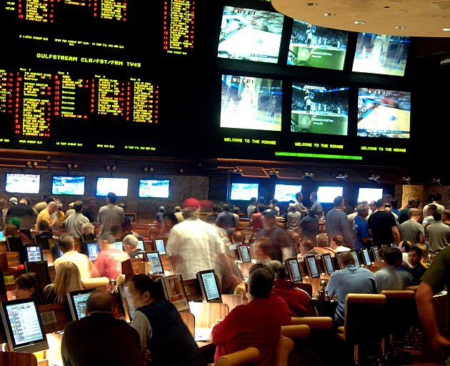 Vegas Sports Board