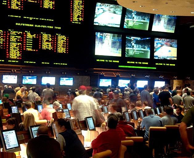 Vegas Sports Board