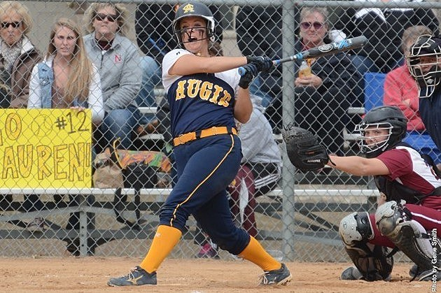Lindsay Spanton, Augustana Vikings softball