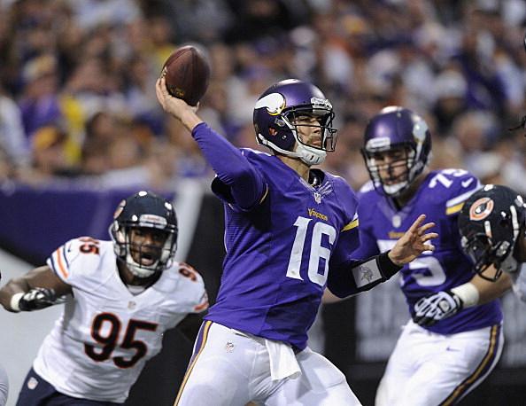 Matt Cassel, Minnesota Vikings