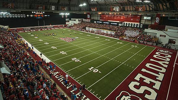 University of South Dakota Coyotes football, DakotaDome