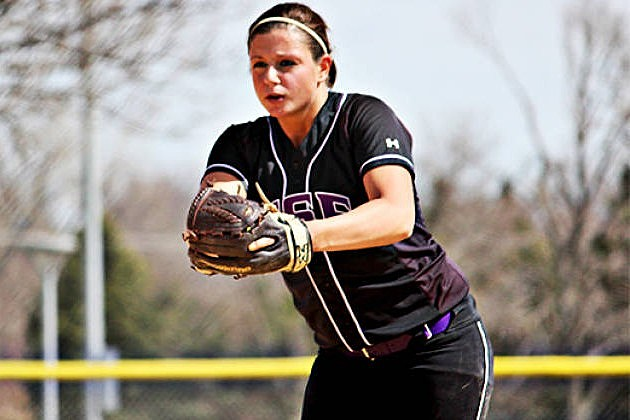 Amanda Walters, University of Sioux Falls Cougars softball
