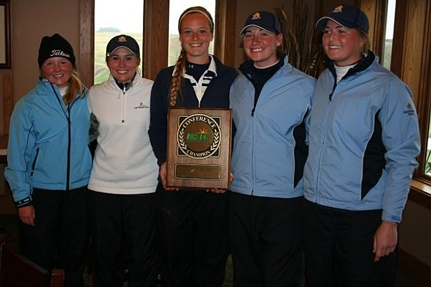 Augustana Vikings, 2014 NSIC Women's Golf Champions
