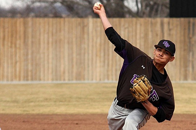 Henry Ojeda, University of Sioux Falls Cougars baseball