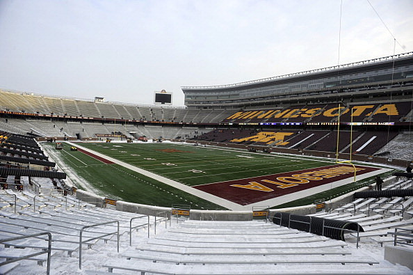 TCF Bank Stadium, Minnesota Vikings
