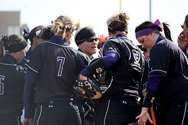 University of Sioux Falls Cougars softball
