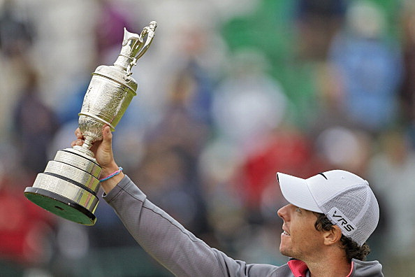 2014 British Open - Final Round