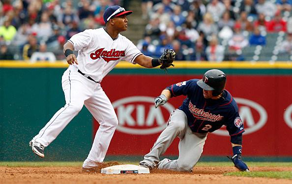 Jose Ramirez, Cleveland Indians and Brian Dozier, Minnesota Twins