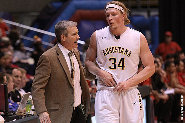 Augie Mens Basketball #1