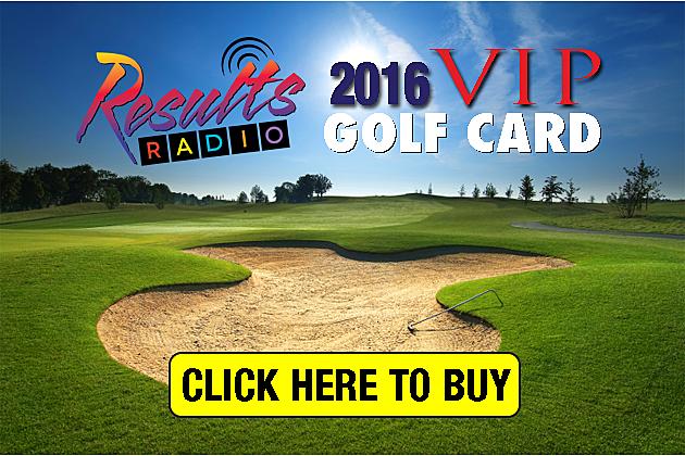 2016 Results Radio Golf Card