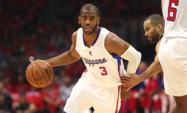 Chris Paul, Los Angeles Clippers