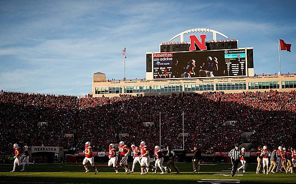 Nebraska Cornhusker Football - Memorial Stadium, Lincoln NE