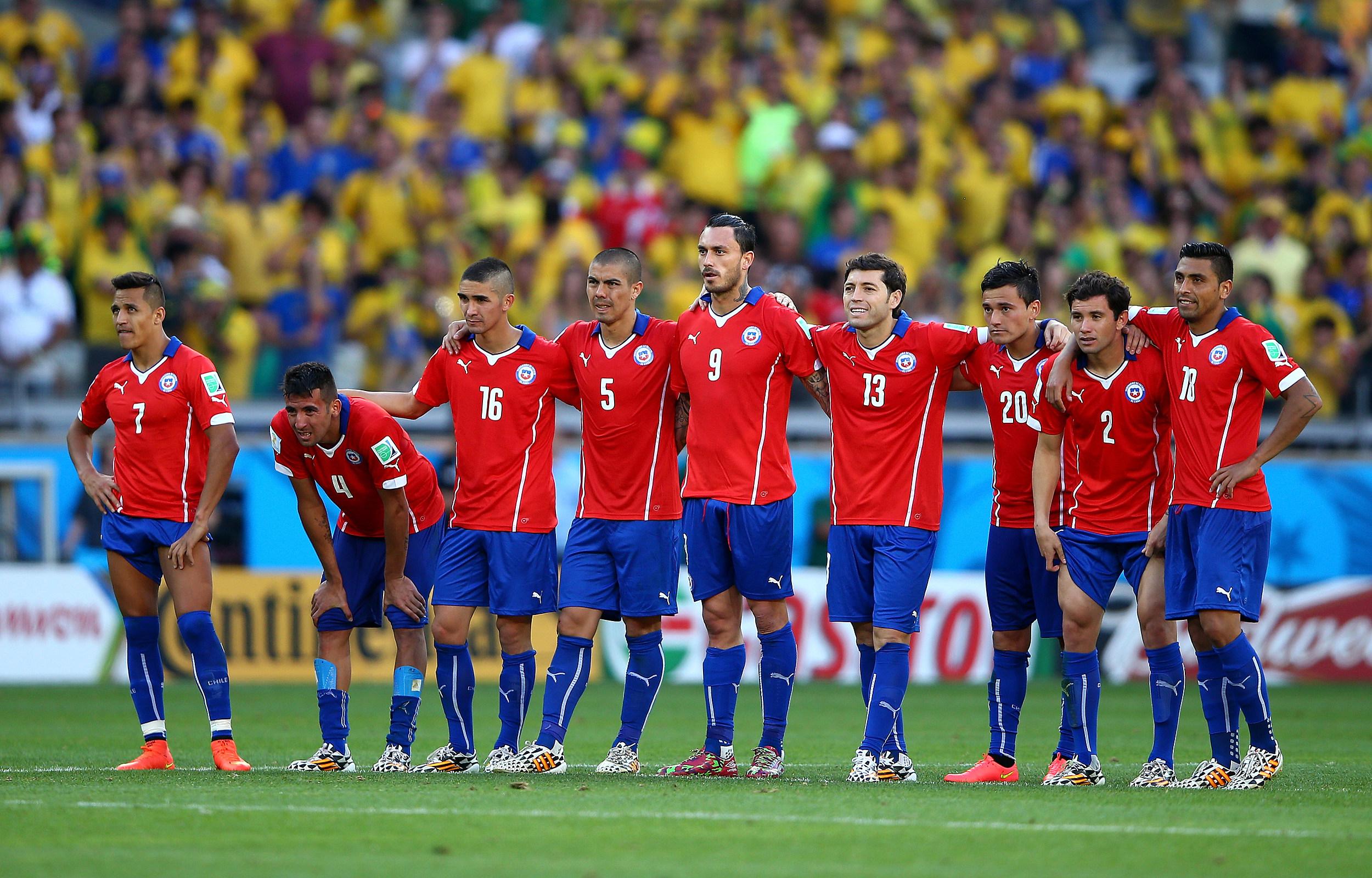 Chilean Soccer Team 2014 | www.imgkid.com - The Image Kid ...