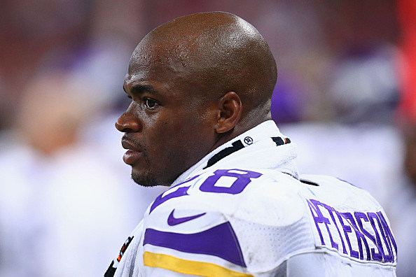 Adrian Peterson names Giants, Buccaneers, Texans as possible landing spots